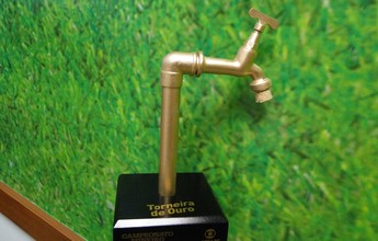 Artilheiros sustentáveis do Mineiro: Conheça o Troféu Torneira de Ouro