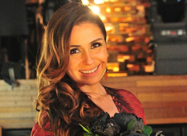 1º lugar: Giovanna Antonelli teve o cabelo mais pedido pelas telespectadoras da TV Globo. Para viver Helô em Salve Jorge, ela clareou os cabelos e colocou aplique de megahair (Foto: Divulgação/TV Globo)