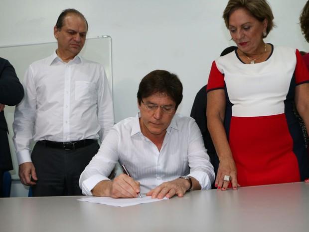 Protocolo de intenções vai descentralizar o atendimento em alta complexidade no município de Mossoró (Foto: Ivanízio Ramos/Assecom Governo do RN)