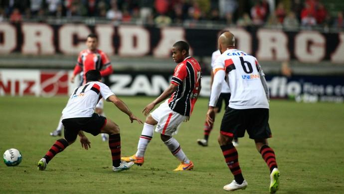 Joinville x Atlético-GO (Foto: Divulgação/JEC)