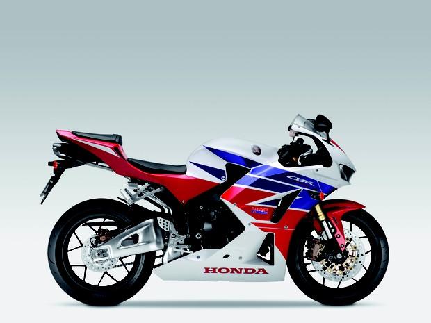Honda CB 600RR (Foto: Divulgação)
