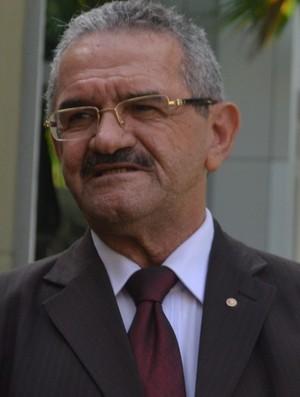 Valberto Lira, procurador do Ministério Público da Paraíba (Foto: Rammom Monte / GloboEsporte.com/pb)