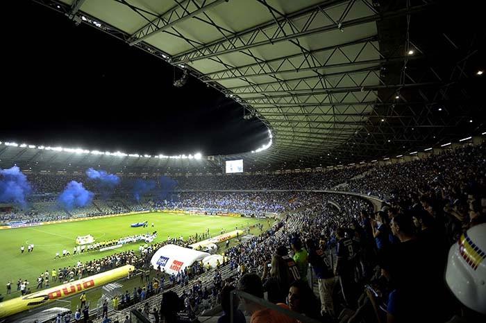 Cruzeiro x Atlético-MG no Mineirão