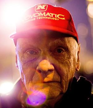 Niki Lauda, dirigente da Mercedes (Foto:  Getty Images)