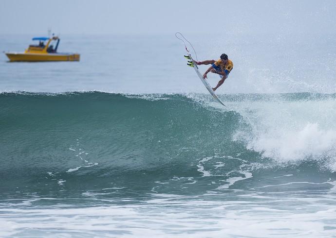 Adriano de Souza quarta fase Trestles surfe (Foto: Divulgação/WSL)