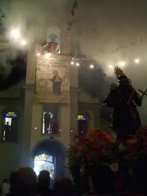 Festa Santo Antônio do Rio das Mortes 2013 5 (Foto: Pastoral da Comunicação / Divulgação)