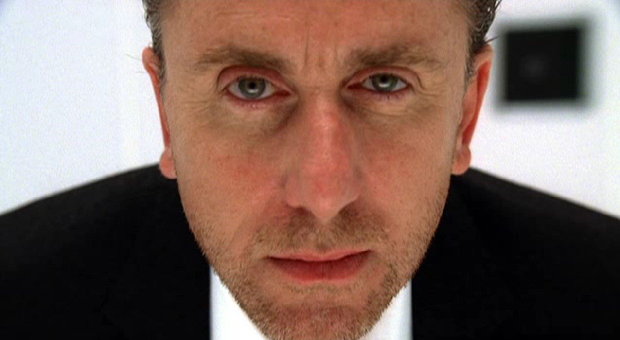 """No seriado """"Lie to Me"""", Tim Roth usa técnicas derivadas da neurolinguística para detectar  mentiras (Foto: Reprodução)"""