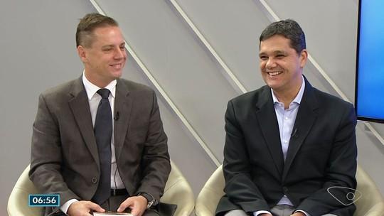 Ferraço e juiz do trabalho debatem a reforma trabalhista em Vitória