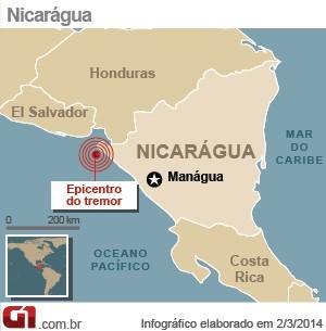 terremoto nicaragua (Foto: 1)