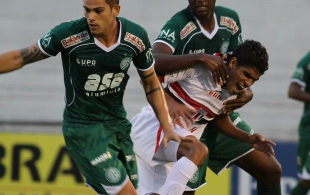Botafogo-SP x Guarani, Série A1 (Foto: Rogério Moroti / Botafogo FC)