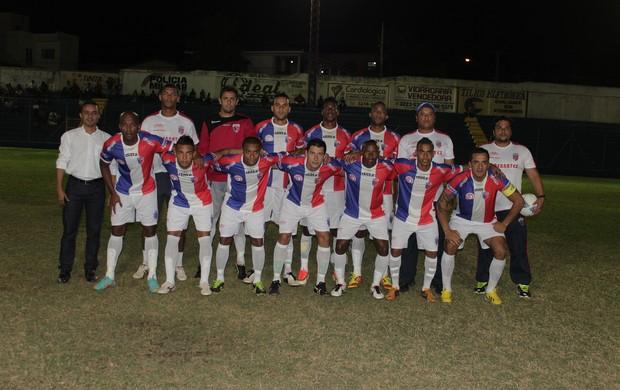Funorte é lider do grupo B, com 12 pontos. (Foto: Valdivan Veloso / Globoesporte.com)