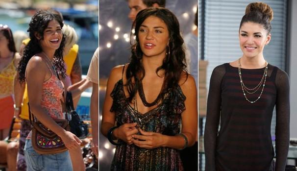 A atriz em 'Piranha 3D' (2010), 'Gossip Girl: A Garota do Blog' e mais recentemente em 'Um Amor Perfeito' (2014) (Foto: Divulgação/Reprodução)