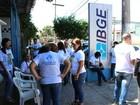 Servidores do IBGE no Amazonas paralisam atividades de pesquisa