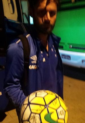 Rafael Sobis Cruzeiro (Foto: Marco Astoni)