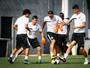 Sem Paulinho, Santos relaciona 22 atletas para enfrentar Novorizontino