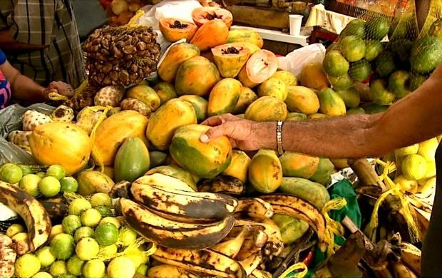 Frutas e verduras são essenciais para a prevenção de doenças (Foto: Bom Dia Amazônia)