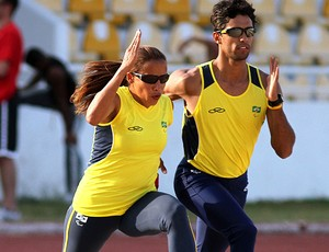 Terezinha Guilhermina atleta paraol&#237;mpica  (Foto: Fernando Maia / Fotocom.net)