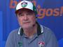 """Levir Culpi diz que Fluminense passa  a """"olhar para frente"""" após vencer Galo"""