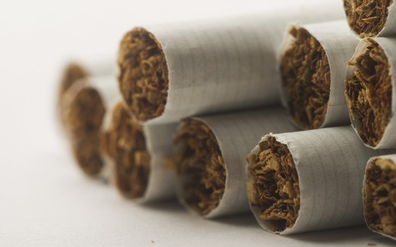 Os cigarros paraguaios são hoje os mais consumidos no Brasil (Foto: Thinkstock/Getty Images)
