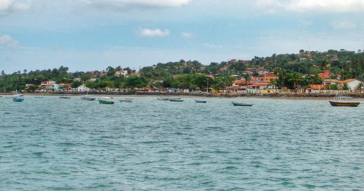 Após manutenção, abastecimento de água é retomado na Ilha de ... - Globo.com