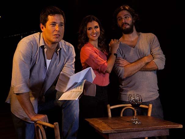 """""""Répétition"""" é uma peça dentro de outra, em que o elenco tem papel de ator (Foto: Divulgação)"""