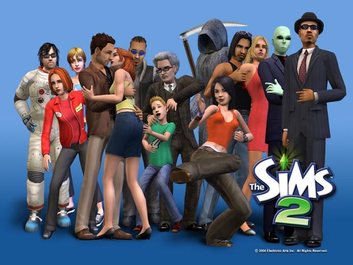 Aprenda a desbloquear todos os macetes de The Sims 2 (Foto: Divulgação/EA)