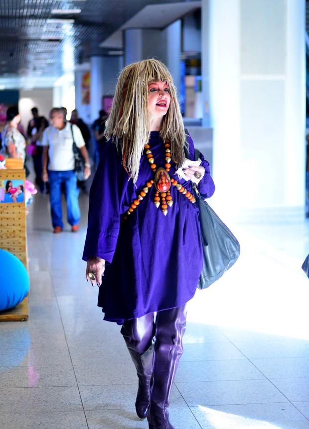 Elke Maravilha (Foto: William Oda/Agnews)