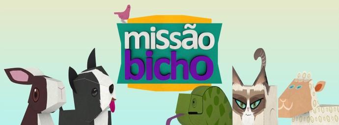 Estúdio C - Missão Bicho (Foto: Arte / RPC)