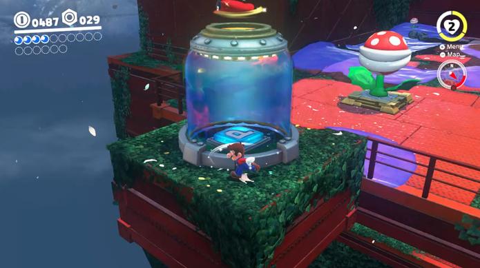Super Mario Odyssey  (Foto: Reprodução/Tais Carvalho)