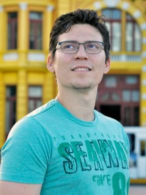 Tiago Bione: vale a pena estudar fora do país? (Foto: Divulgação)