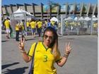 Depois de jogo sofrido, famosos comemoram vitória do Brasil
