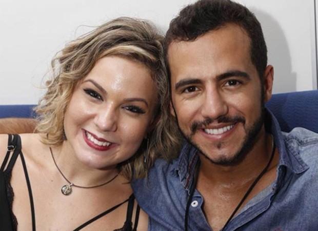 Maria Cláudia e Matheus Lisboa (Foto: Reprodução/Instagram)