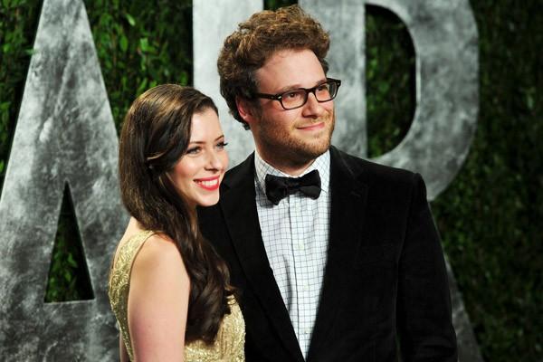 Seth Rogen & Lauren Miller (Foto: .)