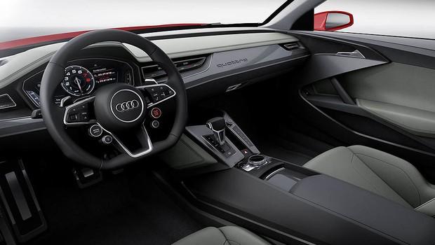 Audi Sport Quattro Laserlight (Foto: Audi)
