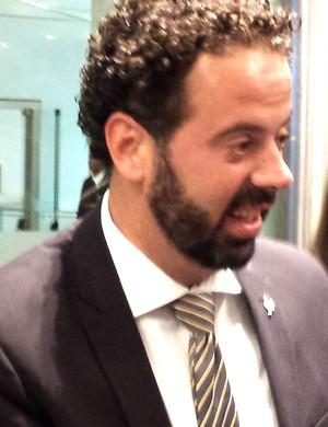 Daniel Nepomuceno, presidente do Atlético-MG (Foto: Léo Simonini)