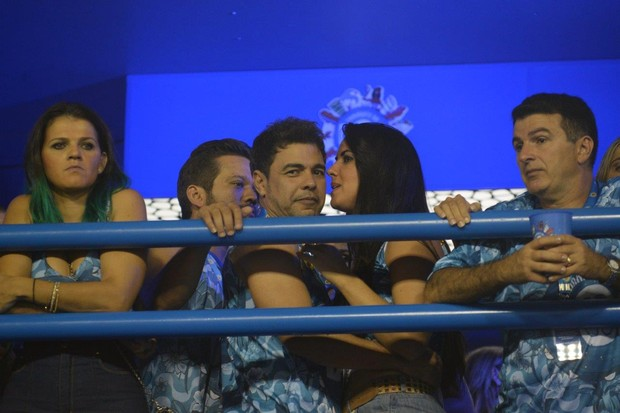 Zeze de Camargo e Graciella (Foto: Erbs Junior / AgNews)