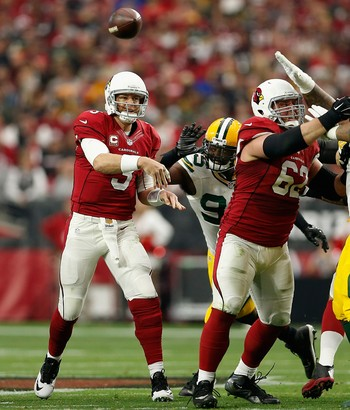 Arizona Cardinals - Carson Palmer (Foto: Christian Petersen)