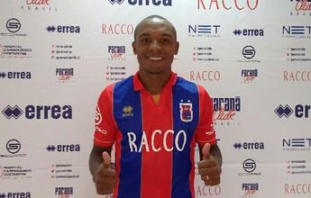Paraná contrata Murilo, ex-Toledo, para sequência da temporada