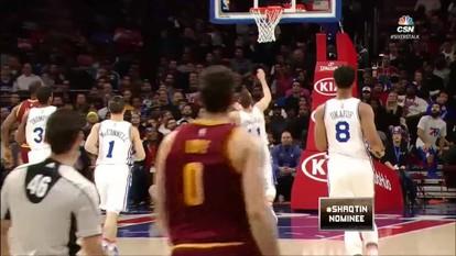 Melhores momentos: Cleveland Cavaliers 112 x 108 Philadelphia 76ers pela NBA