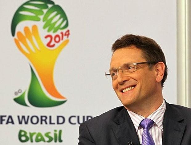 Apresentação do slogan da Copa do Mundo da FIFA Brasil 2014 (Foto: Reprodução / )