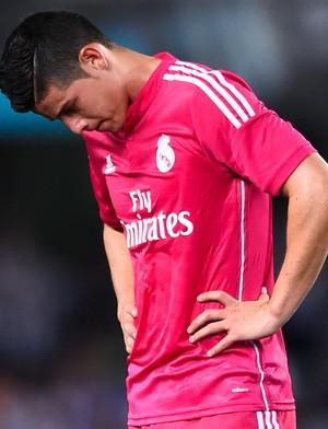 James Rodriguez Real Sociedad x Real Madrid (Foto: Getty)