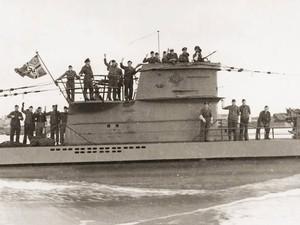 Apenas em 2001 o naufrágio do barco pelo submarino alemão foi confirmado (Foto: Divulgação)