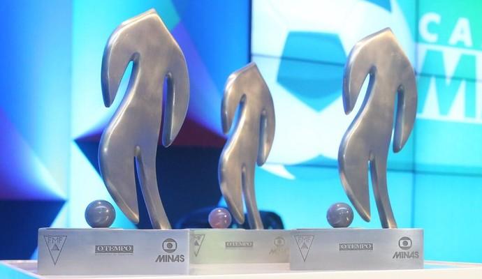 Troféu Globo Minas (Foto: Bruno Soares)