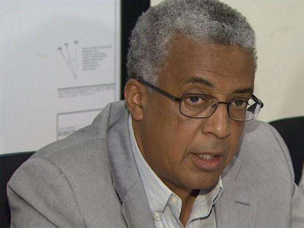 Marcos Antônio dos Santos continua como superintendente interino do Daerp (Foto: Reprodução/EPTV)