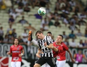Ceará, Brasil de Pelotas, Série B, Arena Castelão, Richardson (Foto: Kid Júnior/Agência Diário)