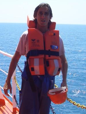 O médico italiano, Paolo Biadene (Foto: Arquivo Pessoal)