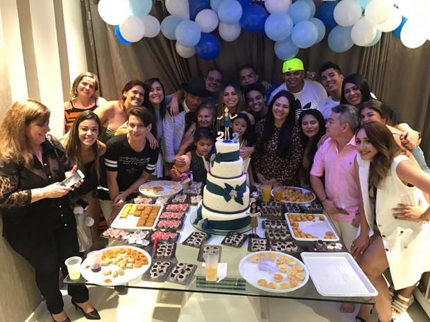Festa de aniversário de Lexa (Foto: Ferratry Produções/ Divulgação)