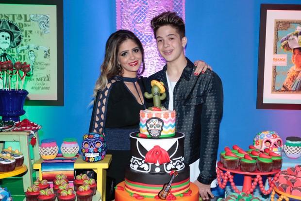 44d38d431cc6b Aniversário do João Guilherme, ex namorado de Larissa Manoela comemora seus 15  anos (Foto