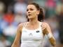 Radwanska confirma favoritismo e estreia com vitória sobre ucraniana