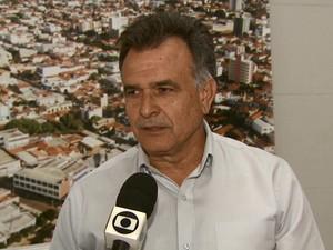 Vanderlei Borges de Carvalho (PMDB) foi reeleito em São João da Boa Vista (Foto: Eder Ribeiro/EPTV)